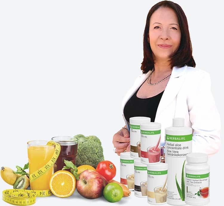 gloria colli con frutta e prodotti