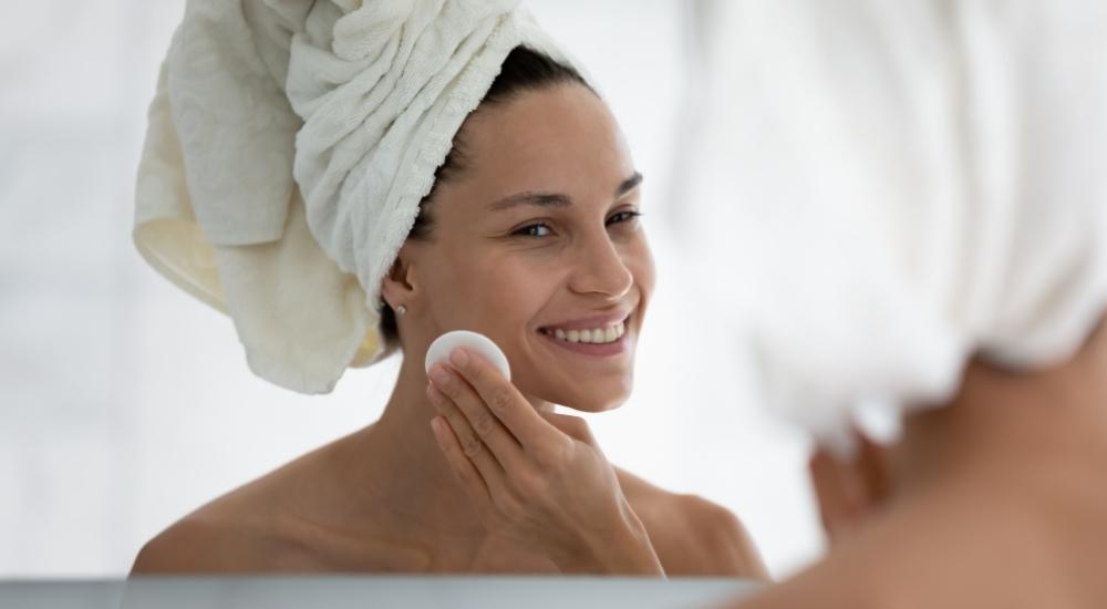 detergere la pelle