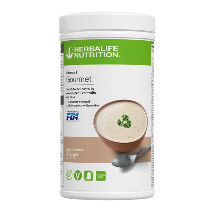 herbalife formula 1 gourmet